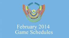 ESGS February & March Schedules
