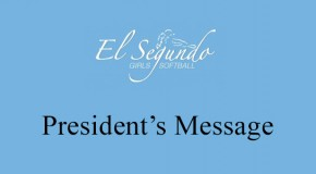 2015 President's Message