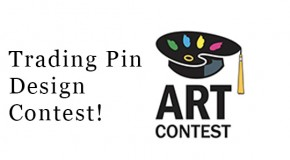 Trading Pin Design Contest