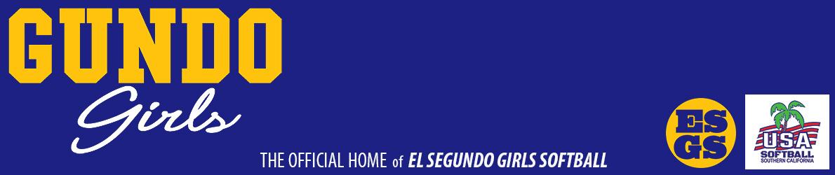 9a2e87c3e El Segundo Girls Softball